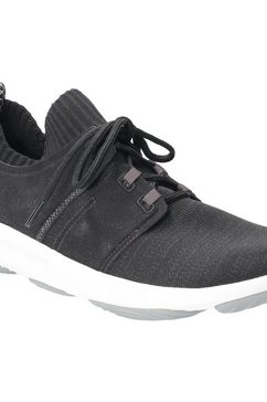 hush puppies sneakers »herren world bouncemax turnschuh« zwart