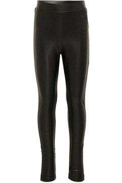 kids only legging »koncool coated leggings« zwart