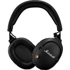marshall »monitor ii a.n.c.« bluetooth-hoofdtelefoon zwart