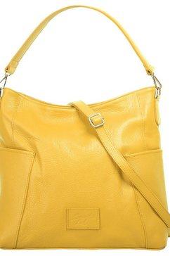 samantha look shopper geel