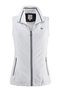 deproc active functionele bodywarmer »catala woman« wit