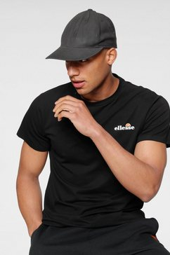 ellesse t-shirt »selvettet tee« zwart