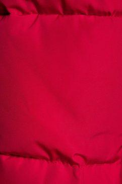 superdry gewatteerde jas »glacier padded jacket« rood