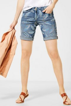 cecil loose fit jeans blauw