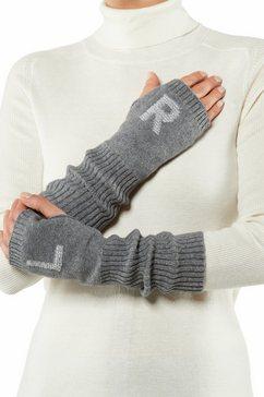 falke multisporthandschoenen »handschuhe« grijs