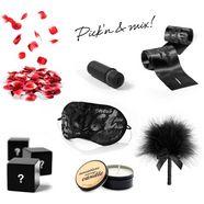 bijoux indiscrets »lucky love dice« erotisch spel zwart