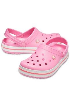 crocs clogs »crocband« roze