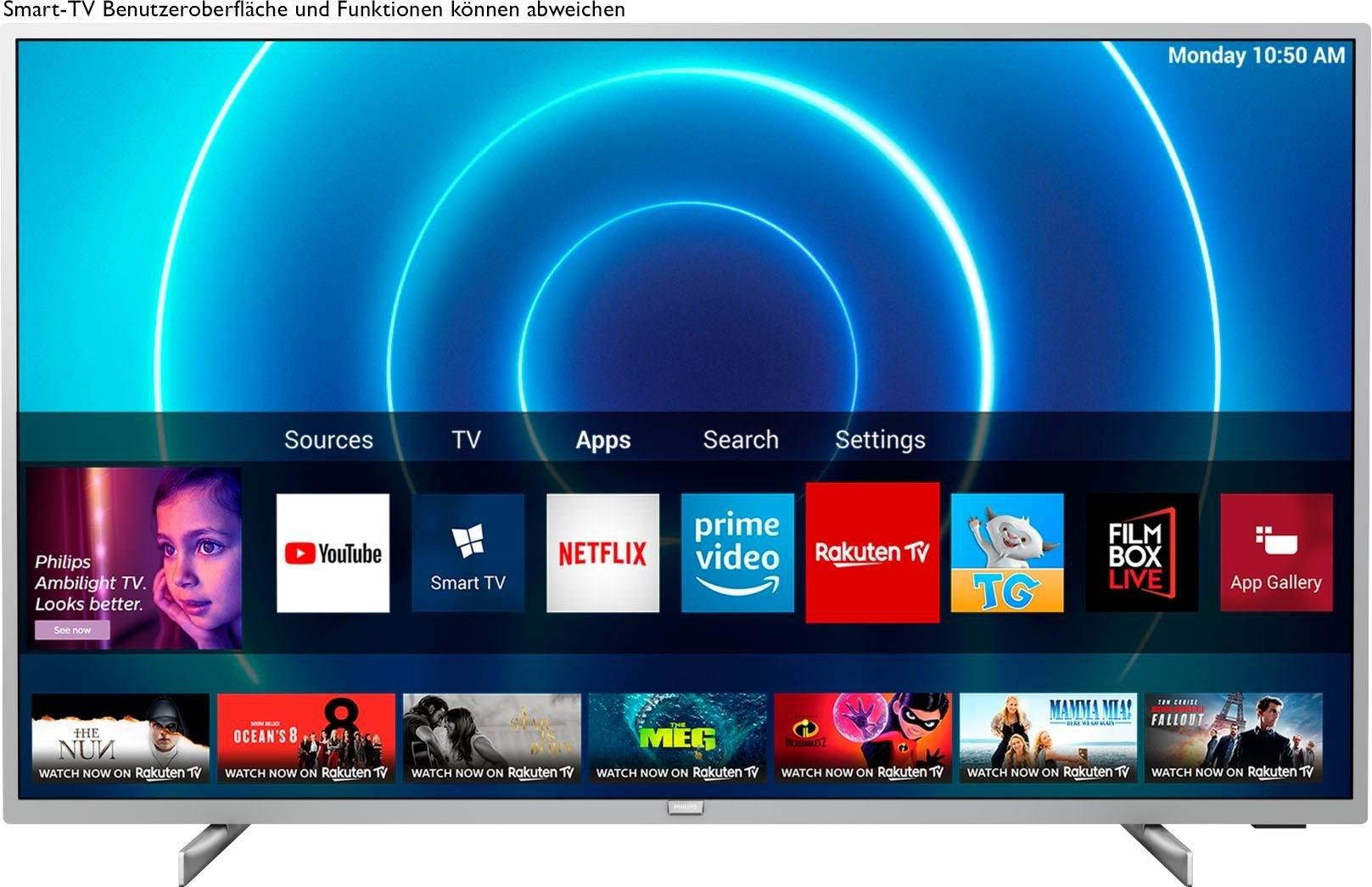 Op zoek naar een Philips »70PUS7555« LED-TV? Koop online bij OTTO