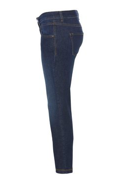 mac slim fit jeans »dream slim« blauw
