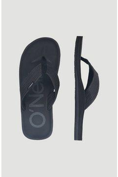 o'neill sandalen »chad logo« zwart