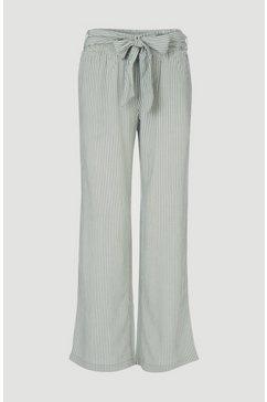o'neill lange broek »arena wide leg« groen