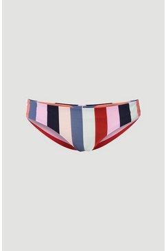 o'neill bikinibroekje »maoi mix bikini bottom« rot