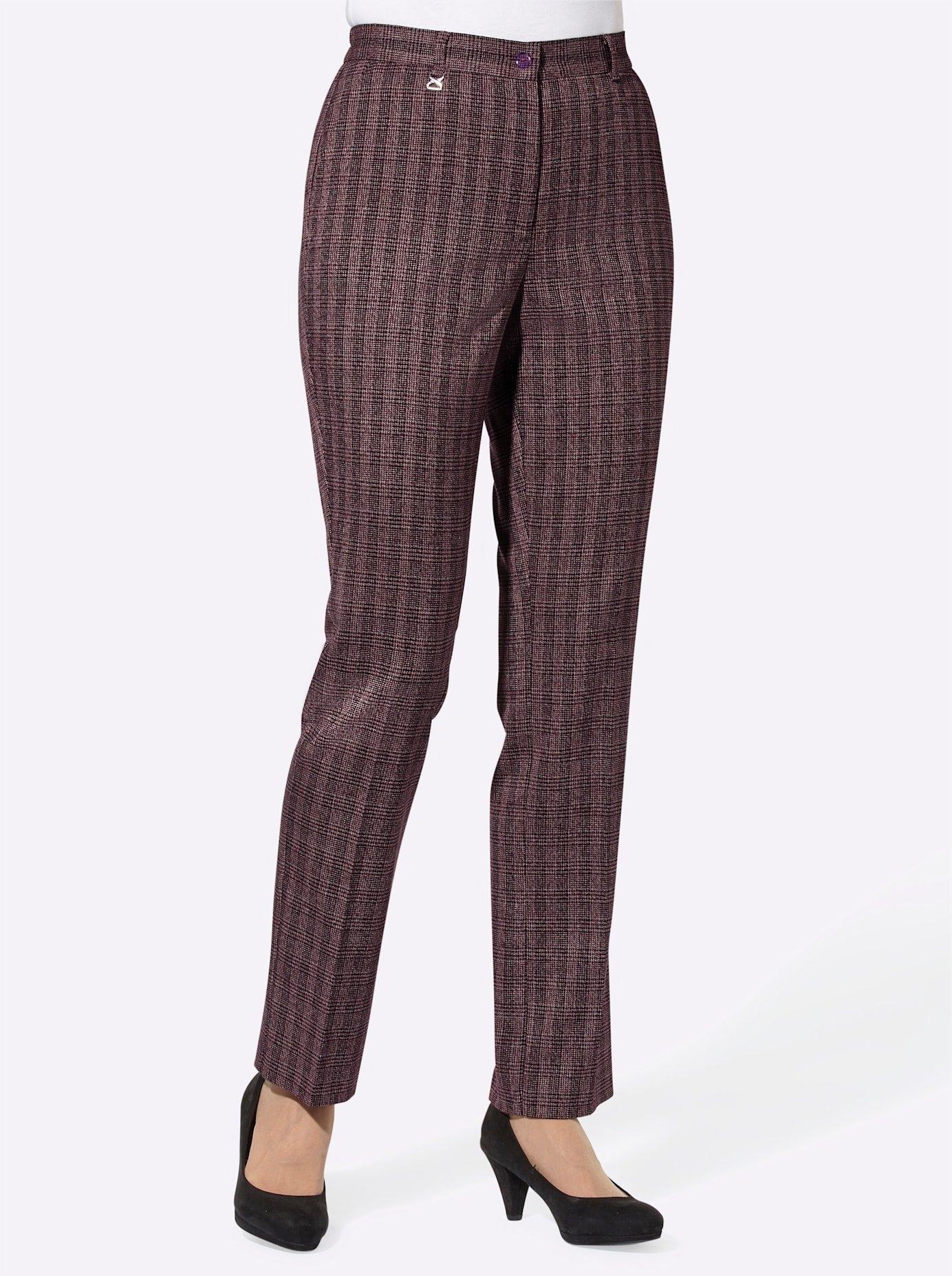 Classic geweven broek in de webshop van OTTO kopen