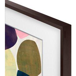 "samsung lijst customizable frame 32"" 2020 bruin"