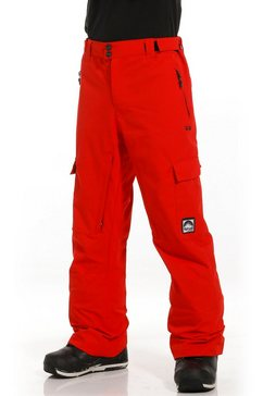 rehall skibroek edge rood