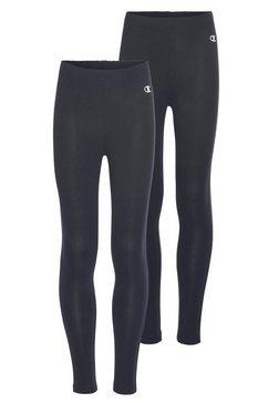 champion legging set van 2 hipsters (2-delig, set van 2) zwart