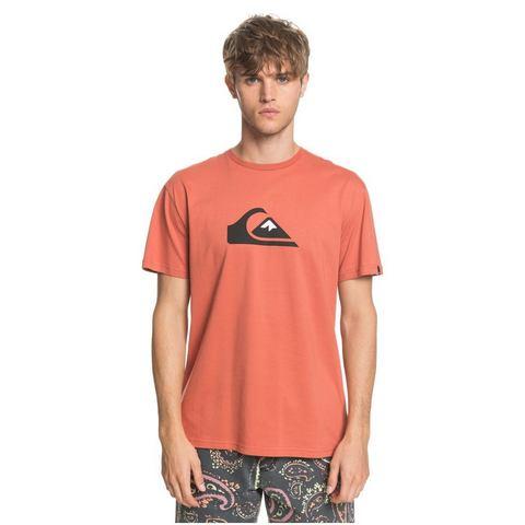 NU 15% KORTING: Quiksilver T-shirt COMP LOGO SS