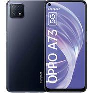 oppo smartphone a73 5g, 128 gb zwart