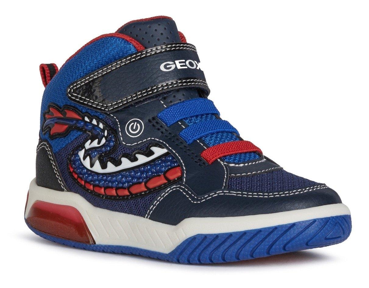 Geox Kids sneakers Schoenen INEK BOY met veelkleurige loopzool online kopen op otto.nl