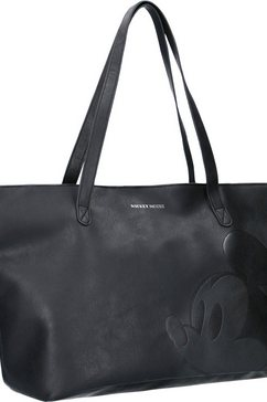 vadobag schoudertas »mickey mouse most wanted icon« zwart