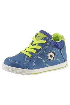 tom tailor babyschoentjes met voetbal applicatie blauw