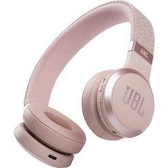 jbl on-ear-hoofdtelefoon live 460nc draadloos roze