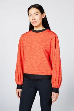 chiemsee sweatshirt »sweatshirt voor dames« rood