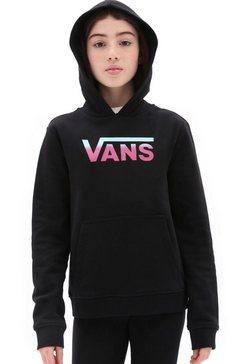 vans hoodie vans x skateistan girls hoodie zwart