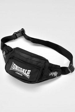 lonsdale heuptasje »hip« zwart