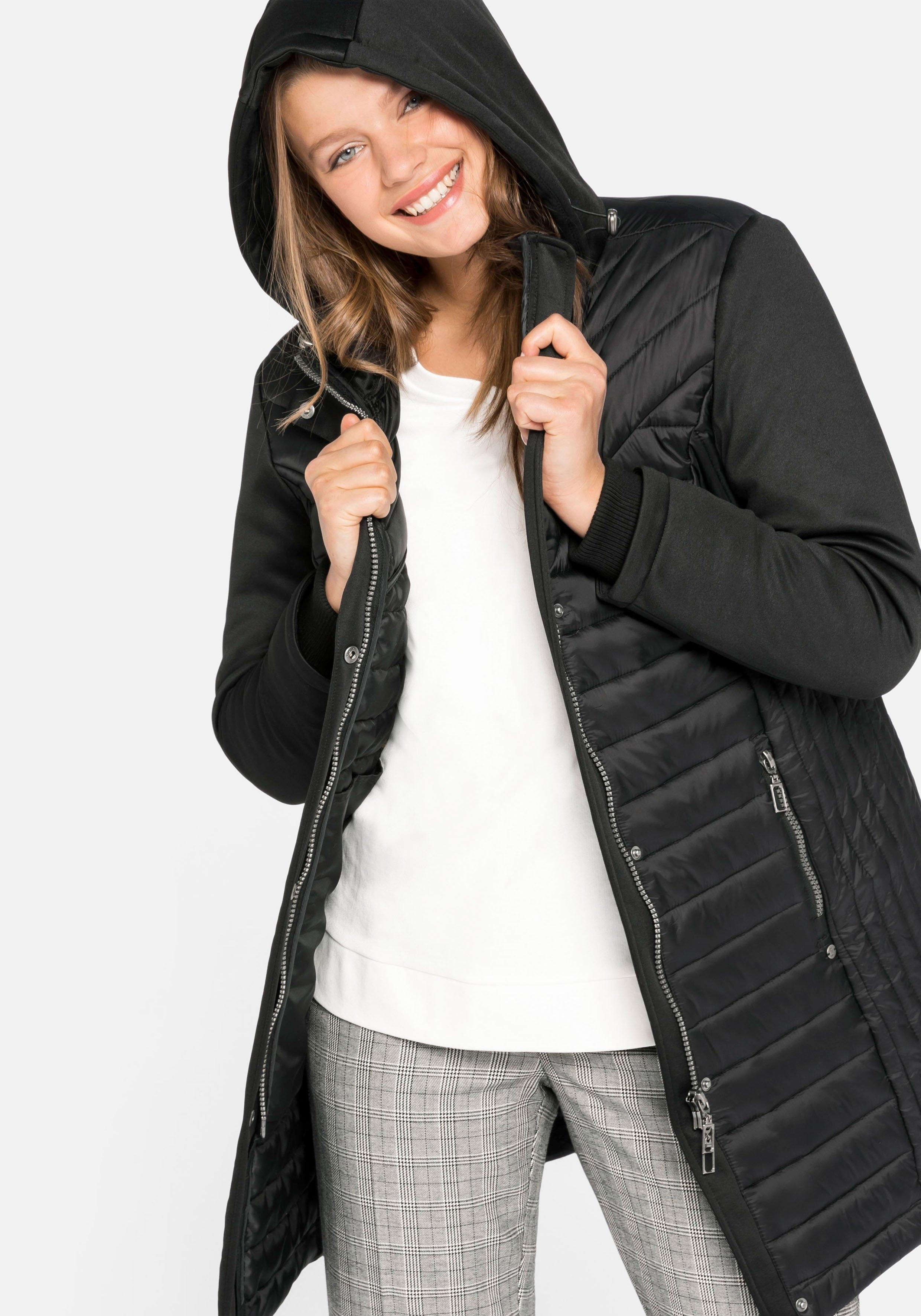 Sheego gewatteerde jas nu online bestellen