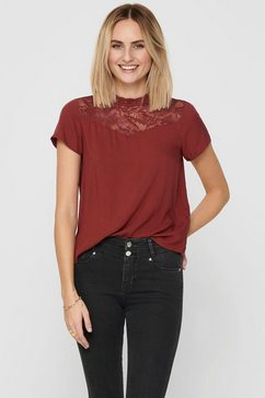 only shirtblouse »onlfirst« rood