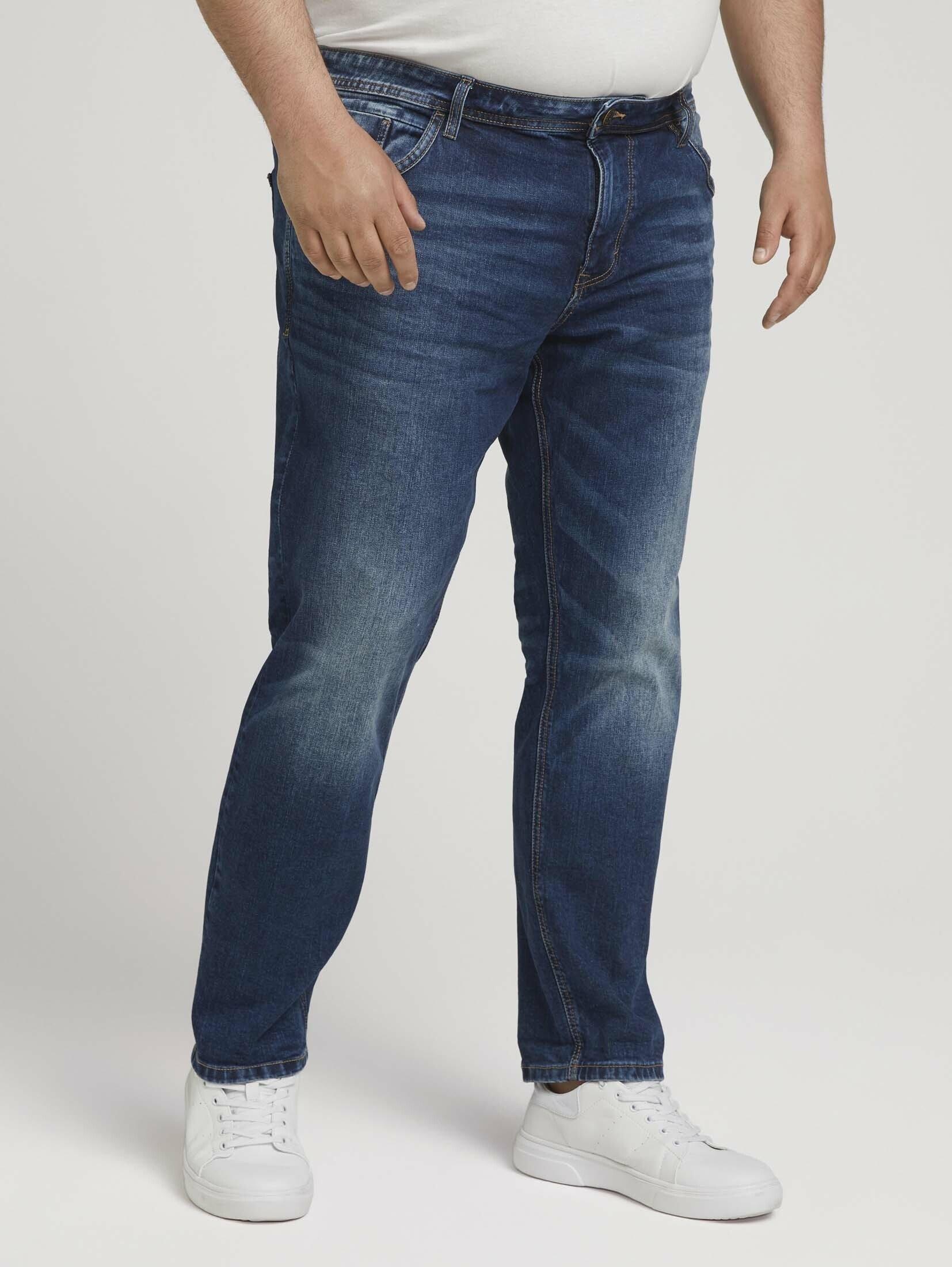 TOM TAILOR Men Plus slim fit jeans Slim Jeans bij OTTO online kopen