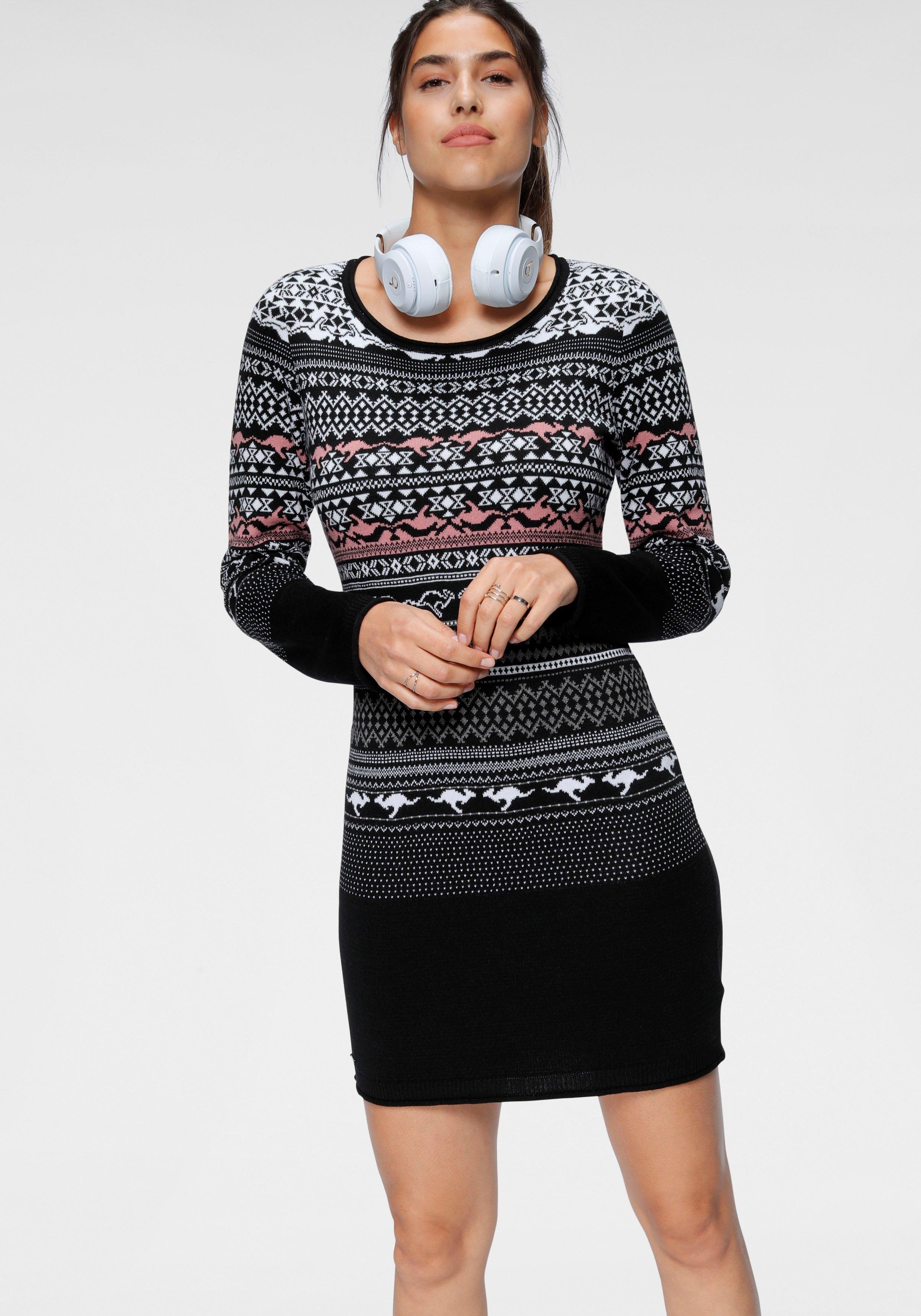 Op zoek naar een KangaROOS tricotjurk? Koop online bij OTTO