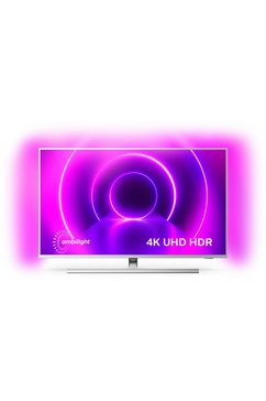 "philips led-tv 43pus8505-12, 108 cm - 43 "", 4k ultra hd, smart-tv zilver"