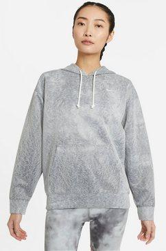nike hoodie voor de grote maten grijs