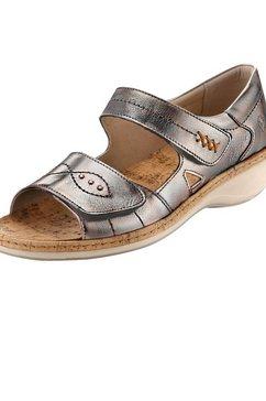 suave klittenbandschoenen zilver