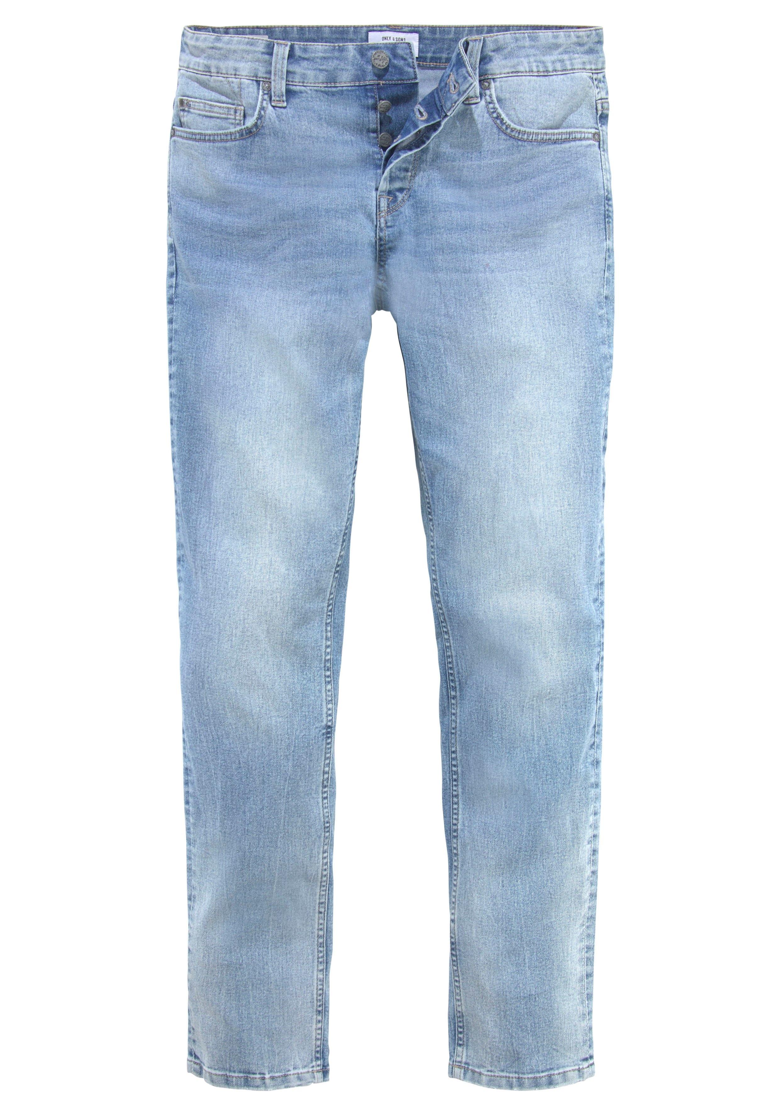 ONLY & SONS slim fit jeans Loom - verschillende betaalmethodes