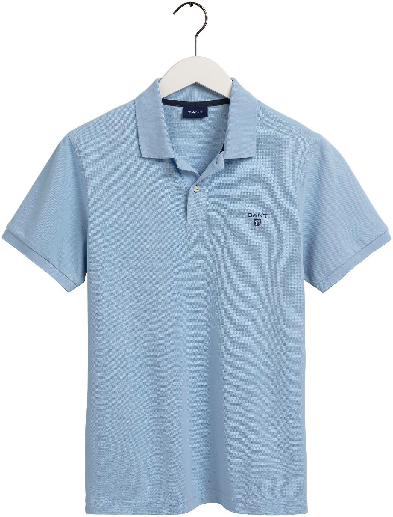 Gant Poloshirt Summer Pique met klein logo bij OTTO online kopen