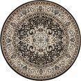 nouristan vloerkleed skazar isfahan korte pool, orint-look, woonkamer beige