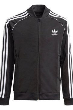 adidas originals functioneel jack »adicolor sst originals jacke« zwart