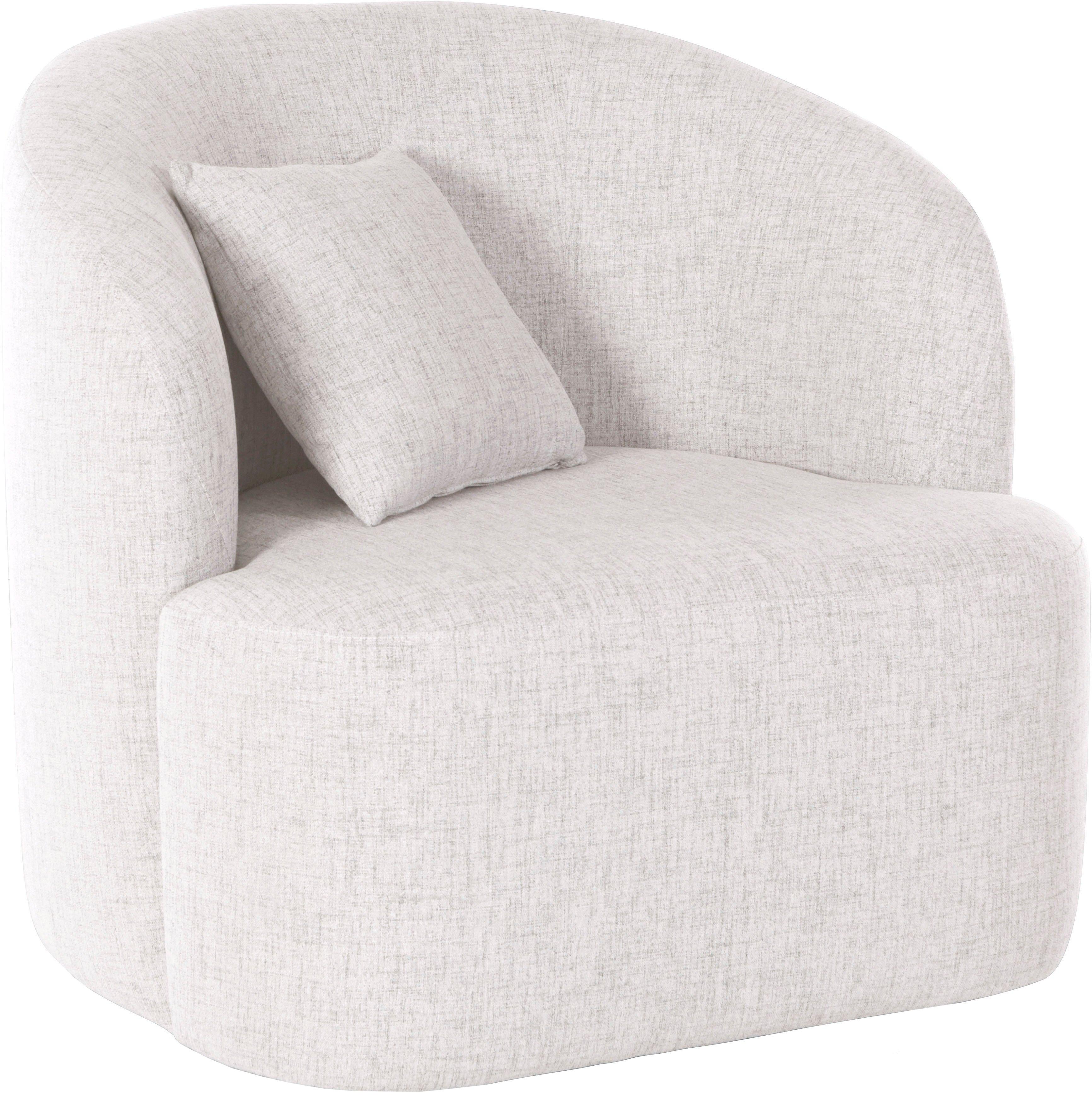 LeGer Home by Lena Gercke draaibare fauteuil »Dilara« bestellen: 30 dagen bedenktijd