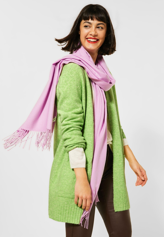 STREET ONE vest met ribdetails in de webshop van OTTO kopen