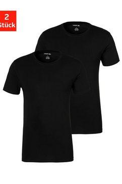 lacoste t-shirt zwart