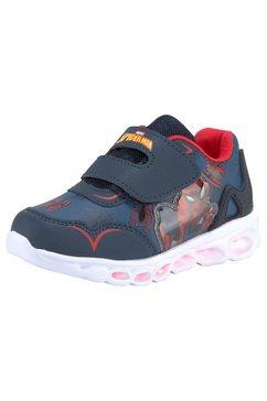 disney sneakers spiderman blauw