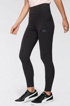 puma legging her high waist leggings zwart