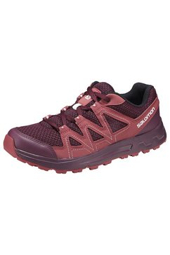 salomon wandelschoenen rood