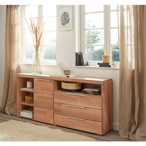 Woltra dressoir Murani Massief houten fronten