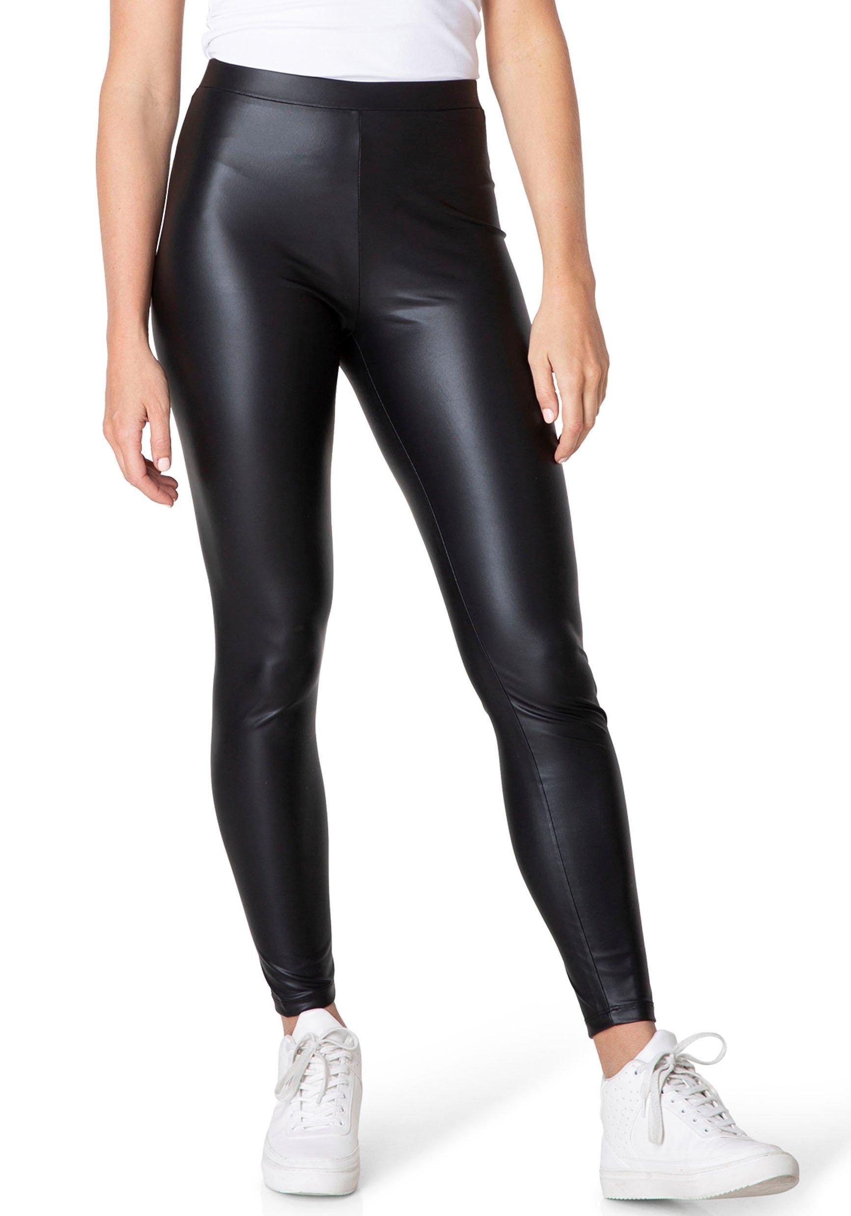 BSIC by Yest legging Ysabel Ziet eruit als imitatieleer voordelig en veilig online kopen
