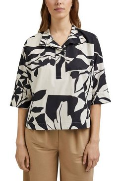 esprit collection blouse zonder sluiting zwart