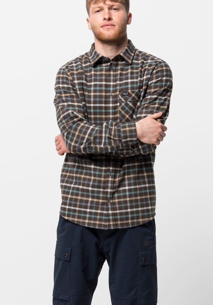 Op zoek naar een Jack Wolfskin flanellen overhemd »FRASER ISLAND SHIRT«? Koop online bij OTTO